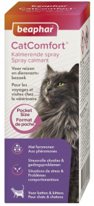 Beaphar spray calmant pour chats CatComfort 60 ml