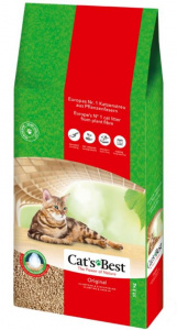 Cat's Best cat litter Original 40 L vegetable brown