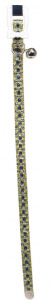 Cats Collection cat collar 30 cm blue/gold