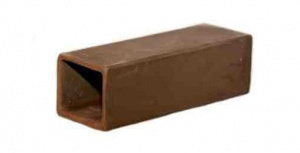 CeramicNature aquarium laying hen 11.5 x 5 x 3.5 cm ceramic brown