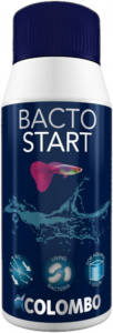 Colombo watersupplement Bacto Start 100 ml wit/blauw