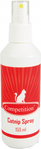 Competition kattenkruid spray 150 ml transparant