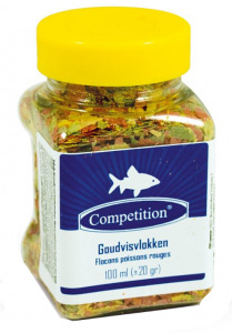 Competition flake food Goudvis 100 ml