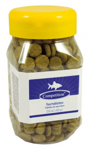 Competition feed tablets 330 ml brown