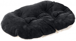 Ferplast animal cushion Relax 78 x 50 cm fur black