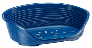 Ferplast dog basket siesta deluxe 61,5 cm blue