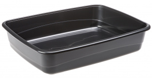 Ferplast litter box Sip 49,5 cm black