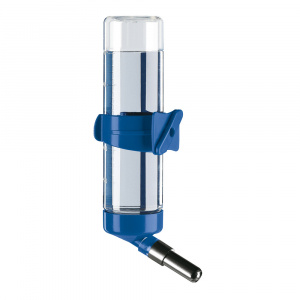 Ferplast cage bottle Drinky rodents 600 ml stainless steel blue