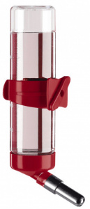 Ferplast cage bottle Drinky rodents 600 ml stainless steel red