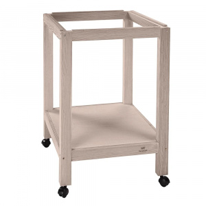 Ferplast cage stand Sumet 44 cm wood cream