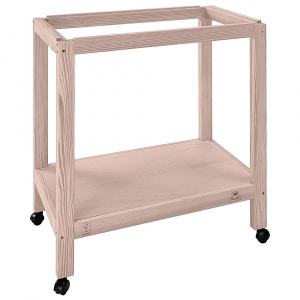 Ferplast cage stand Sumet 63 cm wood cream