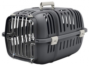 Ferplast travel basket Jet 10 - 47 x 32 cm grey