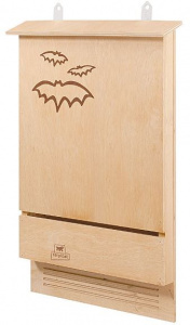 Ferplast bat cabinet wood 39 x 7 x 58 cm natural
