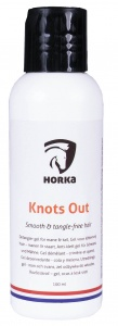 HORKA anti-adhesive gel Knots Out100 ml each