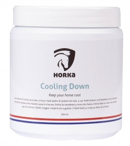 HORKA gel Cooling Down500 ml white