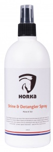 HORKA spray Shine & Detangle500 ml natural per piece