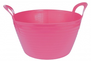 HORKA voedermand Flex Tub 12 liter roze