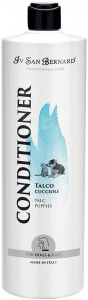 I.S.B. conditioner Talc (puppy) 1000 ml wit
