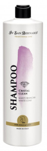 I.S.B. shampoo Cristal Clean 1000 ml wit