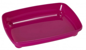Moderna litter box 37 x 27,6 cm dark pink
