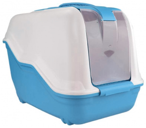 MPS litter box Netta 54 x 39 x 40 cm blue