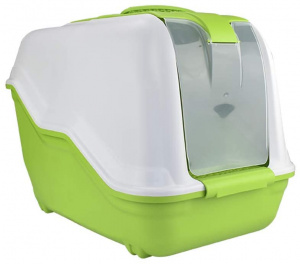 MPS litter box Netta 54 x 39 x 40 cm green
