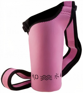 NeoSling carrier bag water bottle 24 cm polyester pink