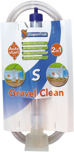 Superfish grind- en glasreiniger Gravel Clean 2-in-1 maat S