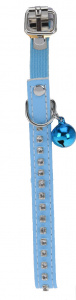 Get-It cat collar diamonds 30 x 1,3 cm blue