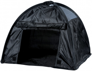 TOM cat tent 36 x 36 cm polyester black