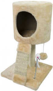 TOM grattoir à chat 30 x 51 cm sisal beige