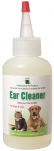 PPP pet ear cleaner 118 ml transparent