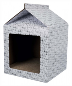 Trixie crab house 48 x 34 cm cardboard white