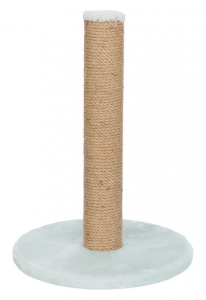 Trixie scratching post Junior 30 x 30 x 42 cm jute/luche mint green