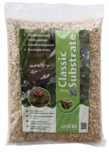 Velda soil substrate Classic Substrate 20 kg brown