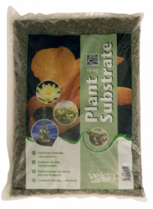 Velda growth substrate Plant Substrate 10 litres grey/brown